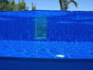 Hublot piscine