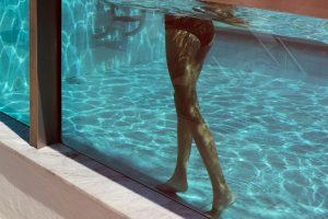 piscine en verre